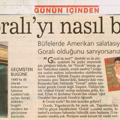 Sabah - 7.03.1999